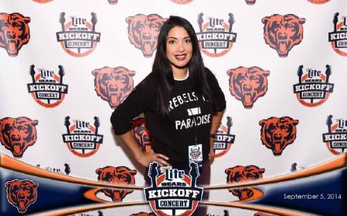 Miller Lite Bears Kickoff Concert